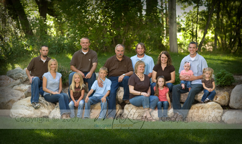 Dave Boudero Family and CREW!
