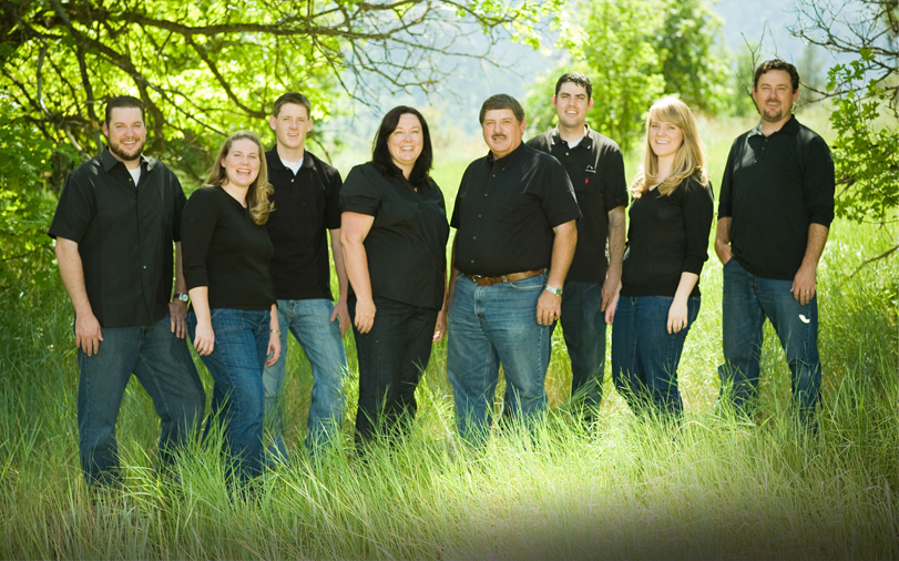 Jerry and Karen Boehme Family