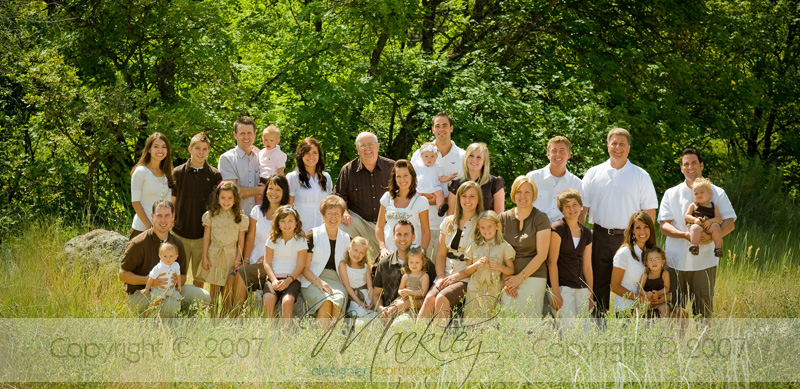 Knowles Family Portraits